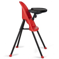 Baby Bjorn Safely Seated High Chair Red