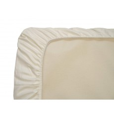 Naturepedic Organic Cotton Ivory Cradle Sheet