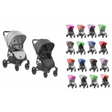 Valco Baby Snap 4 Lightweight Single Stroller - Black