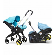 Doona Car Seat Stroller Turquoise Sky