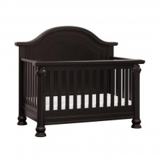 Million Dollar Baby Classic Strathmore 4-in-1 Convertible Crib in Espresso