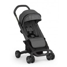2019 Nuna Pepp Stroller with Dream Drape - Graphite