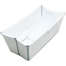 Stokke Flexi Bath with Newborn Support - White