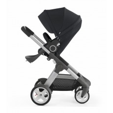 Stokke Crusi Flexible Comfort Stroller Black