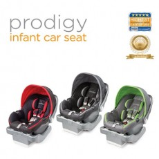 Summer Infant Prodigy Infant Car Seat with SmartScreen Technology