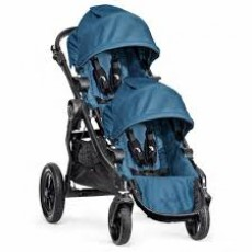Baby Jogger City Select Double Teal