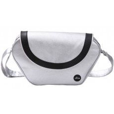 Mima Trendy Changing Bag - Argento Silver
