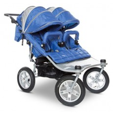 Valco Baby Twin Tri Mode EX Stroller - Blue Opal