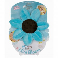 Blooming Bath Mini Bloom Scrubbie Blue