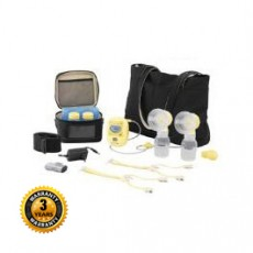 Medela Freestyle Hands Free Electric Breast Pump with 3 Year Warranty