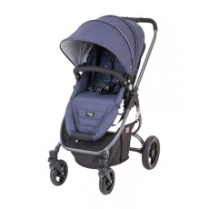 Valco Baby Snap Ultra Lightweight Stroller - Denim Blue - (Pre-Order