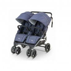 Valco Baby Snap Duo 2 Lightweight Double Stroller