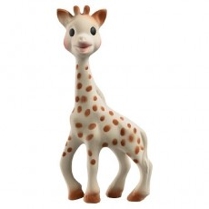 Vulli Sophie Giraffe Natural Rubber Teether Toy