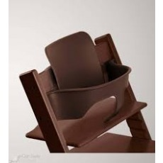 Stokke Tripp Trapp High Chair Babyset in Walnut Brown