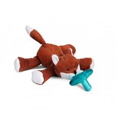 WubbaNub Baby Fox Infant Pacifier