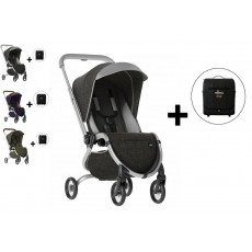 Mima Zigi Lightweight Stroller with Zigi Travel Bag