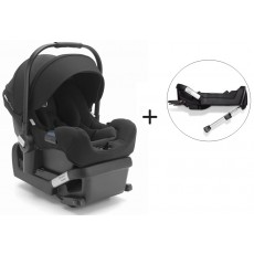 Bugaboo Turtle By Nuna Car Seat + Base - Black