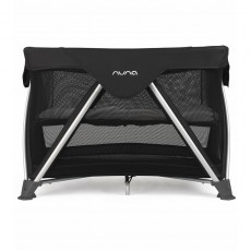 Nuna Sena Aire Pack and Play Playard Travel Crib with Bassinet - Night