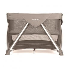 Nuna Sena Aire Pack and Play Playard Travel Crib with Bassinet - Safari