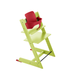 Stokke Tripp Trapp High Chair Babyset in Green