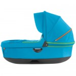 Stokke Carrycot for Crusi and Trailz Strollers - Urban Blue