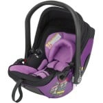 Kiddy Evolution Pro Lie Flat Infant Car Seat - Lavender