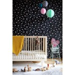 Oeuf Sparrow Crib - Grey