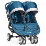 Baby Jogger City Mini Double Stroller - Teal