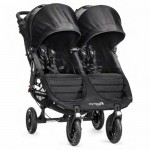 Baby Jogger City Mini GT Double Stroller - Black