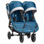 Baby Jogger City Mini GT Double Stroller - Teal