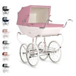 Silver Cross Balmoral Hand-Crafted Pram Stroller