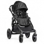Baby Jogger City Select Stroller - All Black