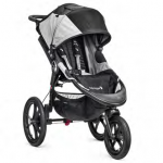 Baby Jogger Summit X3 Stroller - Black/Gray