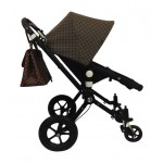 Emasema Custom Made Sun Canopy for Bugaboo Cameleon Strollers