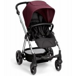 Mamas & Papas Sola 2 Chrome Stroller - Mulberry