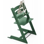Stokke Tripp Trapp High Chair - Forest Green