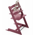 Stokke Tripp Trapp High Chair - Heather Pink