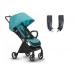 Silver Cross Jet Stroller and Car Seat Adapter Set - Bluebird