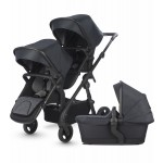 2020 Silver Cross Coast Double Stroller Complete - Flint