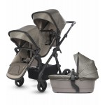 2020 Silver Cross Coast Double Stroller Complete - Tundra