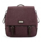 Silver Cross Wave Changing Bag - Claret