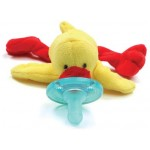 WubbaNub Baby Yellow Duck Infant Pacifier