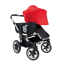 Bugaboo Donkey Extendable Sun Canopy Red