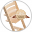 Stokke Tripp Trapp Bundle Stripe - Walnut / Beige