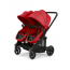 Valco Baby Spark Duo 3 in 1 Convertible Double Stroller